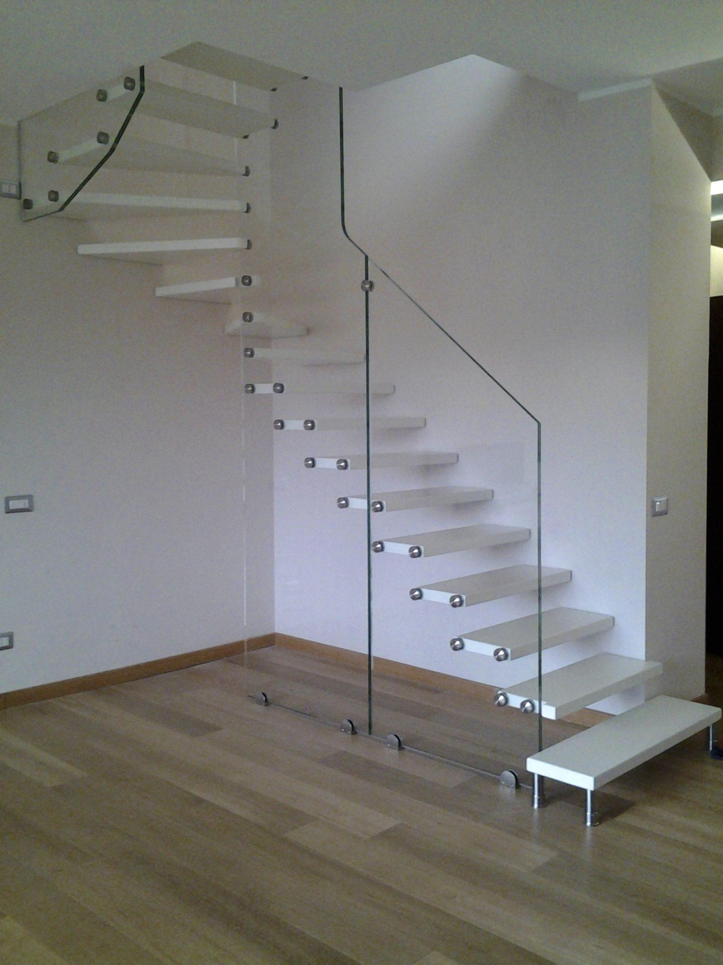 Installazione Scala a giorno moderna